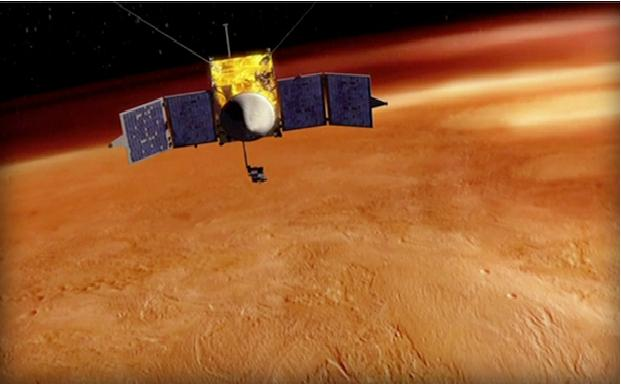 NASA's next Mission on Mars will chase the Secret of Atmosphere of Red Planet