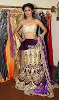Rohit Verma's fashionable festive collection showcasing