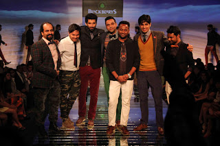 Bollywood Celebrities at Blackberry Sharp Nights Event Gallery