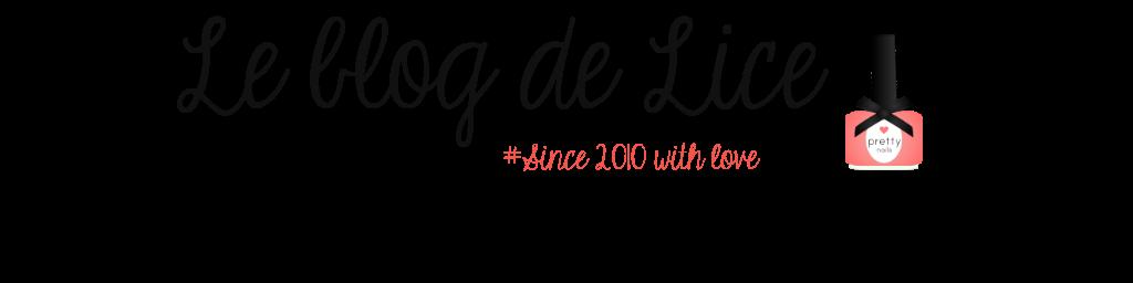 Le blog de Lice - Blog mode Lyon, beauté, lifestyle