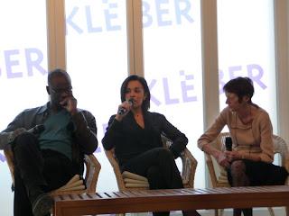 Salima Saa, Lilian Thruram, Journaliste du Nouvel Observateur, Journées de Strasbourg, tous égaux, mais certains moins que d'autres