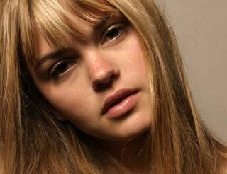 Actress Aimee Teegarden