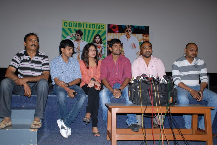 Pilla Zamindar Success Meet Stills movie photos