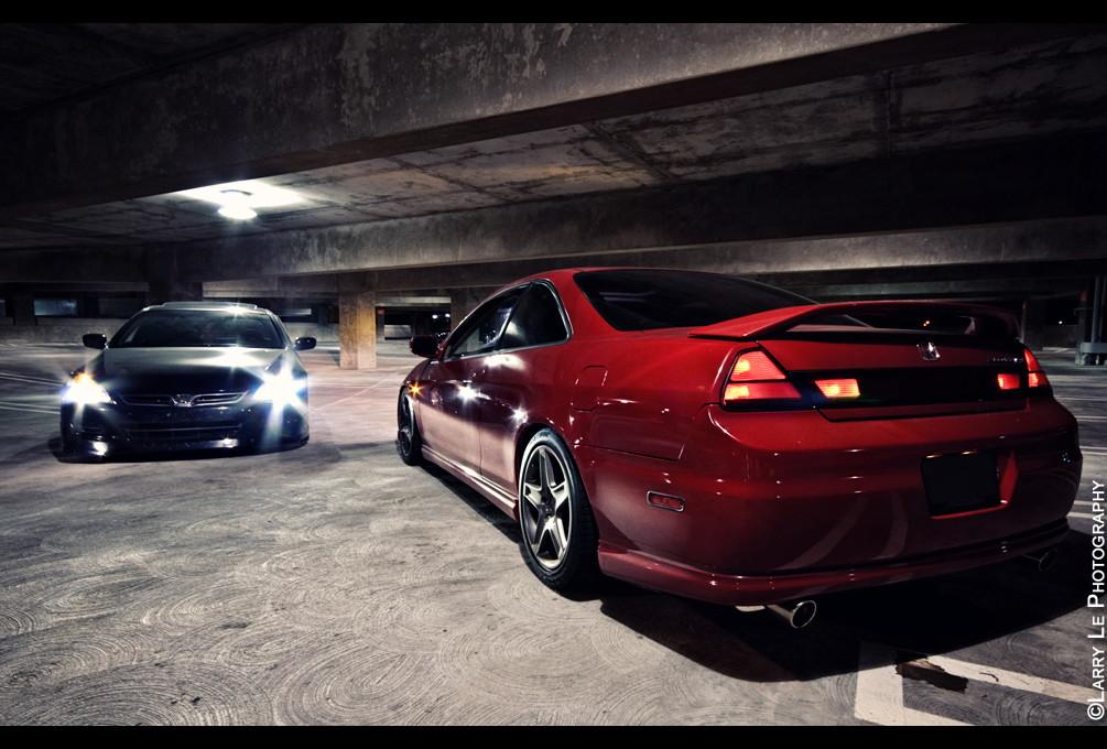 229. Zdjęcia #071: Honda Accord. staryjaponiec blog