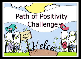 Path of Positivity Challenge DT Member