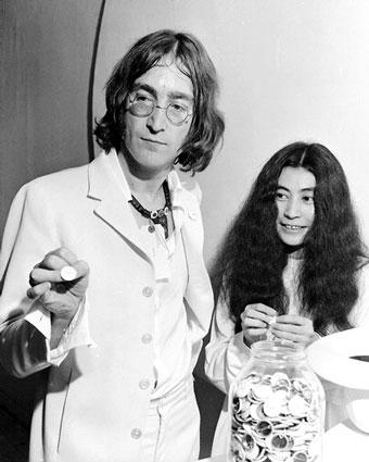 Yoko Ono And John Lennon My Beatles and Classic...