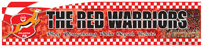 Blog Penyokong The Red Warriors