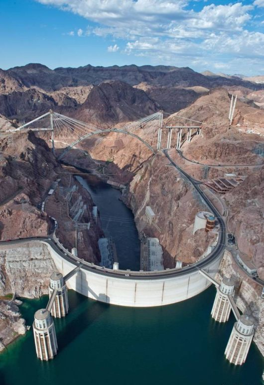 Amazing Hoover Dam Bridge