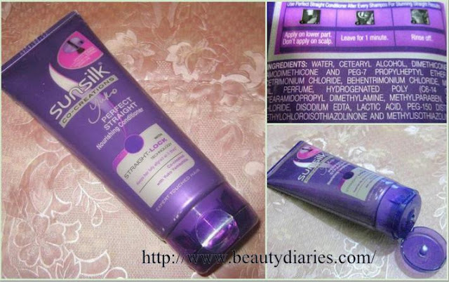 Sunsilk Co-Creations Perfect Straight Nourishing Conditioner