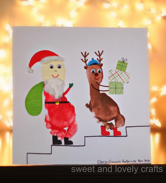 Mistletoes Christmas Card