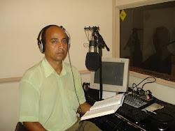 Locutor da Radio Javé