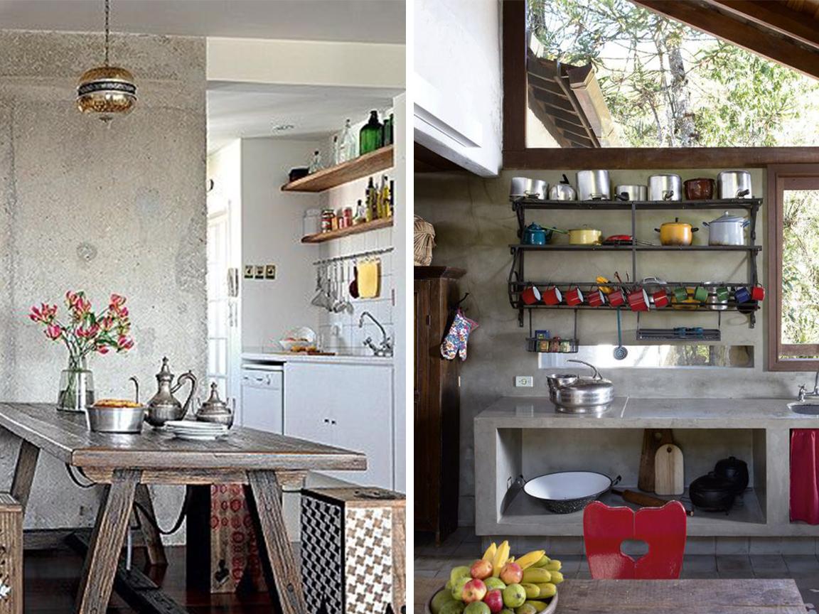 ideias para uma cozinha sem igual Vida Louca de Casada #6B3735 1152 864