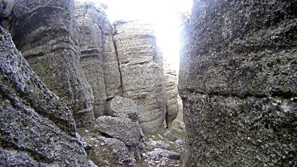 Berrocales. Subida a los Picos de Urbión