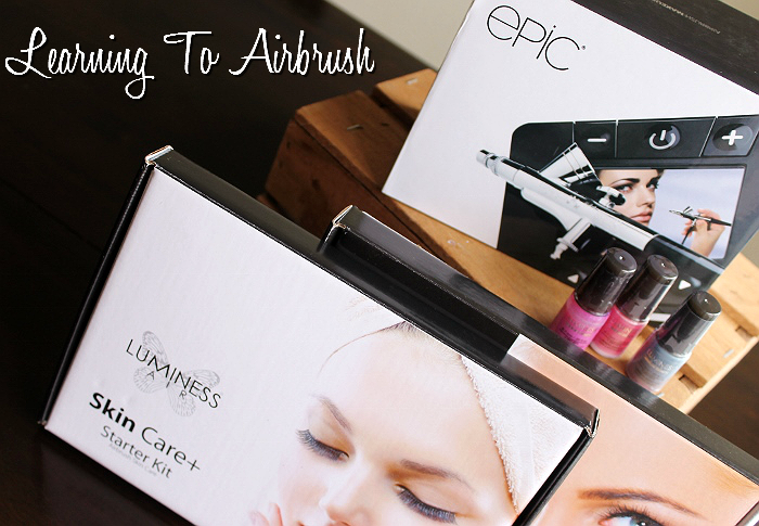 Luminess Cosmetics EPIC Airbrush Makeup System