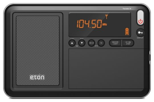 Impressions Of The Eton Traveller III