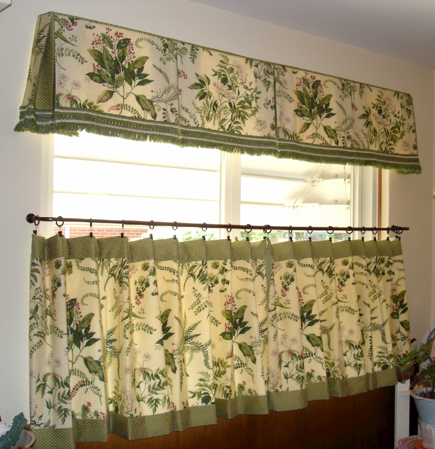 Patterns For Kitchen Curtains Steps About How To Sew Curtains Home Ideas
