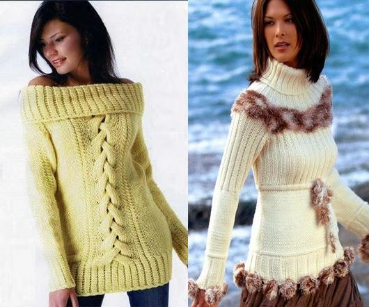 2014 Kış Modası Kazakları