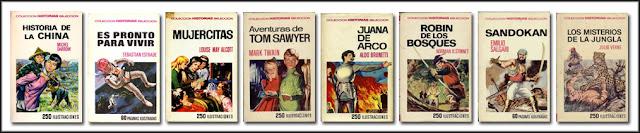 Colección Historias Selección