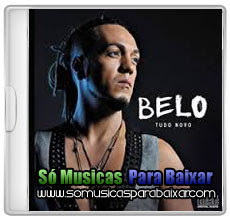 belo CD Belo – Tudo Novo (2013)