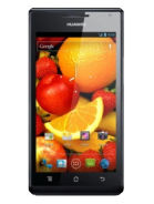 Mobile Phone Price of Huawei Ascend P1