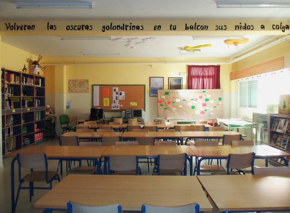 BIBLIOTECA         I.E.S. PEDRO PABLO LÓPEZ DE LOS ARCOS