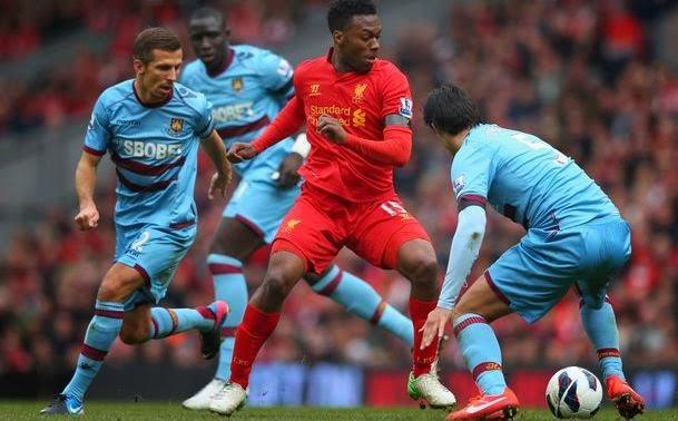 Prediksi West Ham vs Liverpool