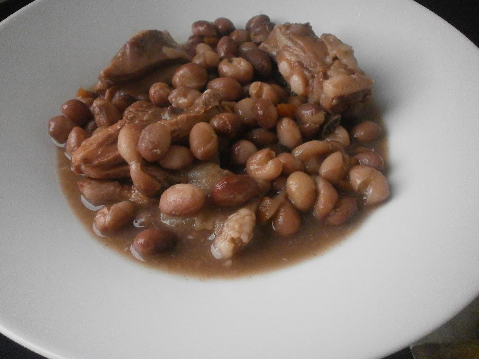 23 hermoso cocinar alubias pintas im genes tximitxurri - Judias pintas con arroz olla express ...