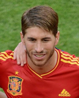 SERGIO RAMOS SHORT HAIR