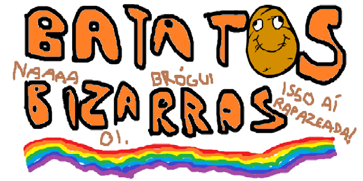 BATATAS BIZARRAS