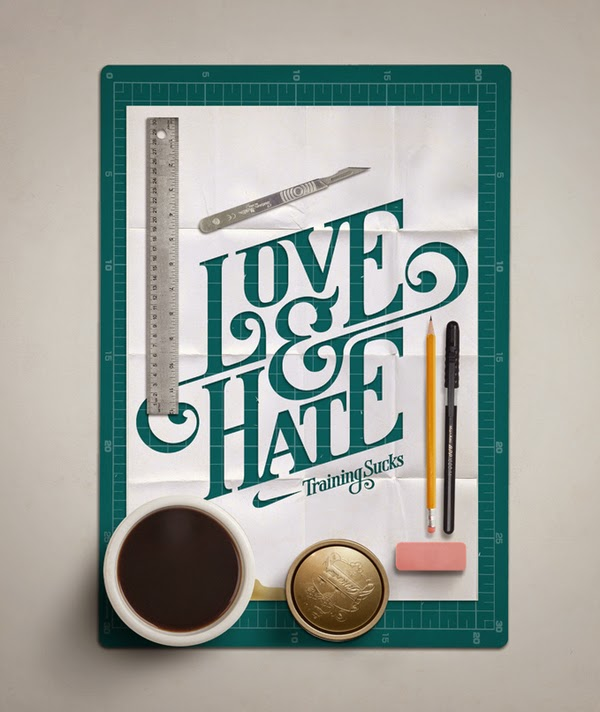 Mats Ottdal Typography Work