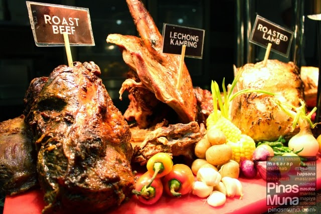 Vikings Davao Grilled Beef, Goat and Lamb