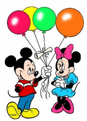 Para Imprimir As Imagens Da Minnie Mouse   Clique Na Figura Para