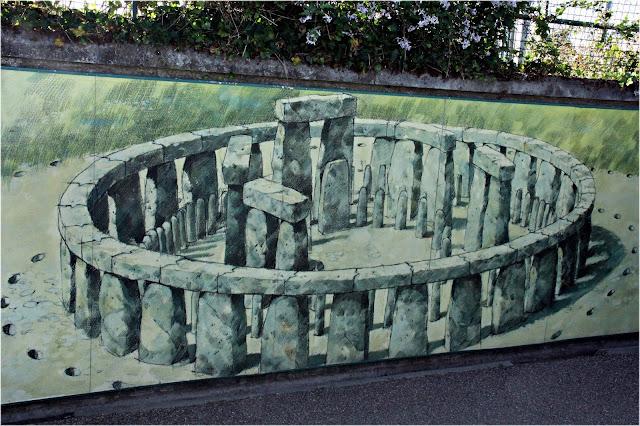 Stonehenge completa