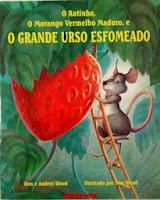 Vídeo  O Ratinho, o Morango Vermelho Maduro e o Grande Urso Esfomeado
