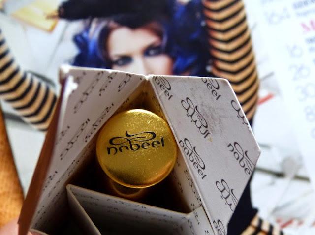 Nowy zapach w olejku: Nabeel Nasaem
