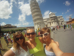 Making the Leaning tower look good
