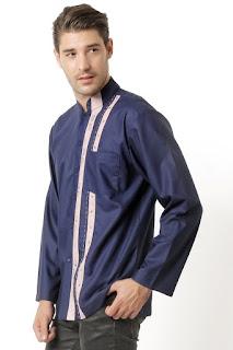 Baju Koko Lengan Panjang