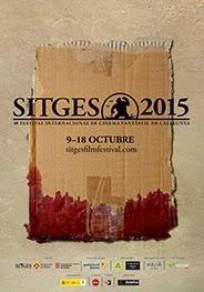 FESTIVAL DE CIINEMA FANTASTIC DE CATALUNYA - SITGES 2015