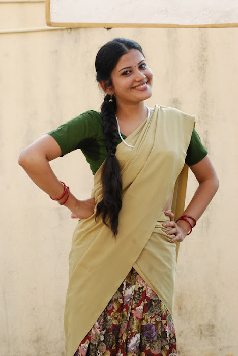 shivada nair half saree @ nedunchalai movie hot photoshoot