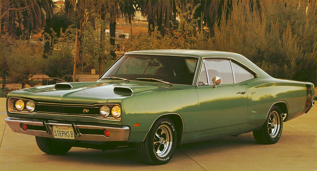 Classic Car Information The Origin Of 1969 Dodge Super Bee