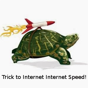 tricks to increase Internet speed