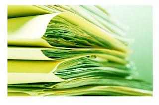 Unduh File Kumpulan Contoh Dokumen Administrasi Tenaga Usaha ( TU ) Sekolah Lengkap