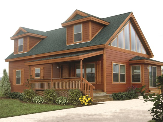 Modular home trends in today 39 s housing market for Modular a frame homes