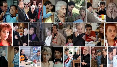 Imágenes de la serie de Antena 3 'Ay, señor, señor' 1994