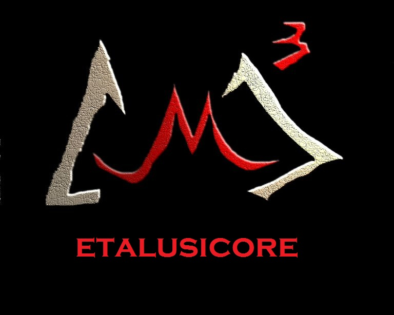 [M]³-etalusicore Logo