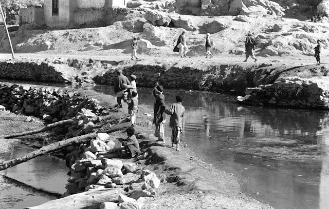 Fotografías de Afganistan en los años 50 y 60