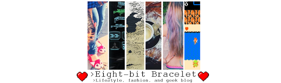 8-Bit Bracelet