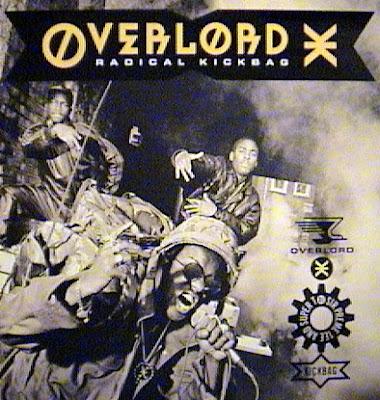 Overlord X – Radical Kickbag (1989, VLS, 256)