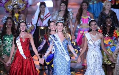 Maria Harfanti, Miss Indonesia Asal Yogyakarta Juara 3 Miss World 2015 www.guntara.com