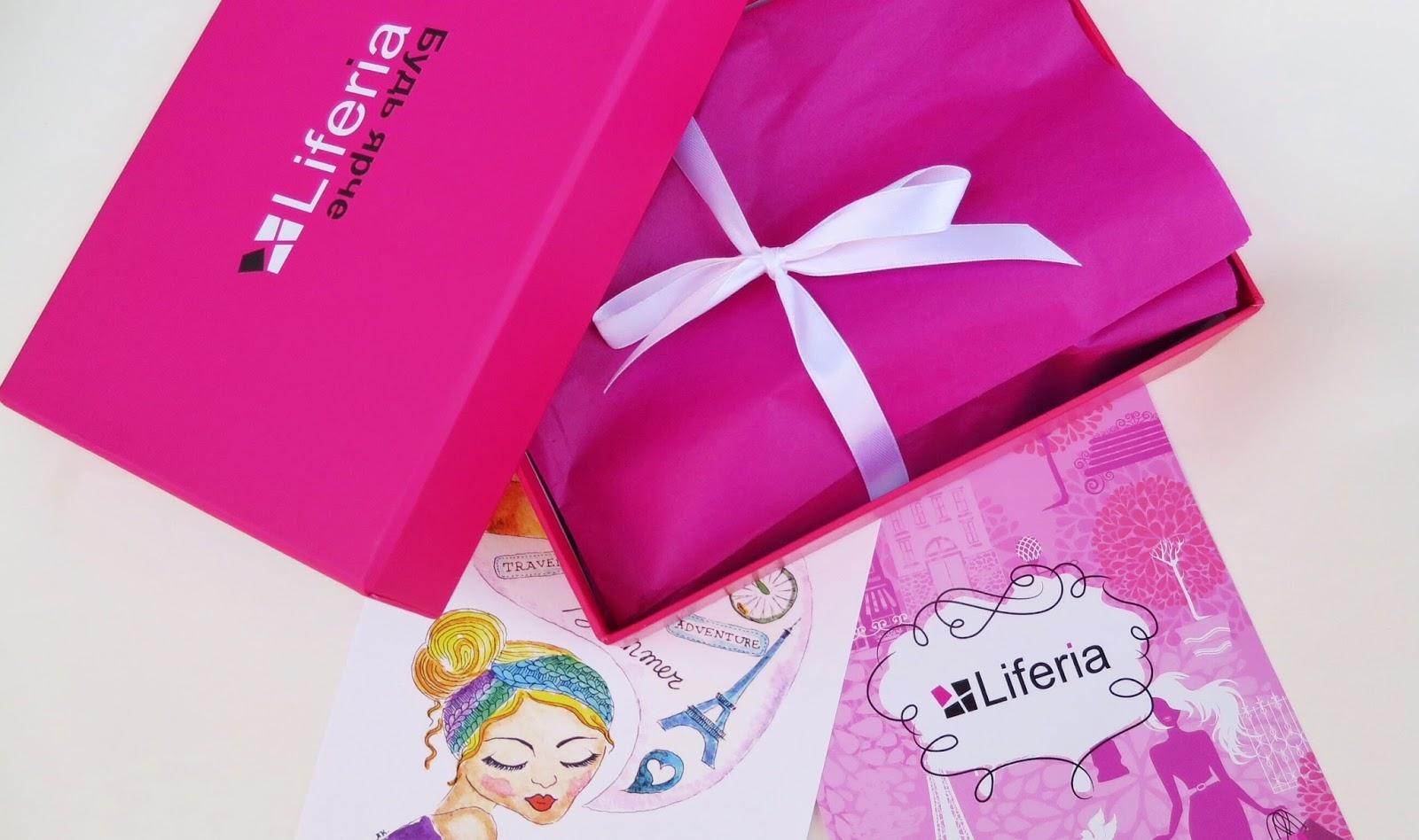 Liferia коробочка